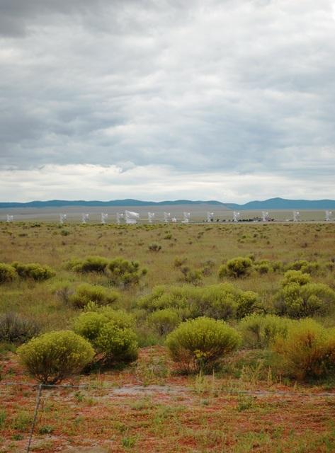 VLA near Socorro, NM