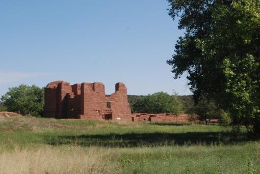 salinas-pueblo-missions-natural-grasslands